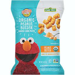 Earth's Best® 2.5 oz. Organic Peanut Butter Baked Corn Puffs