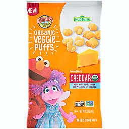 Earth's Best® 1.55 oz. Sesame Street Organic Cheddar Veggie Puffs