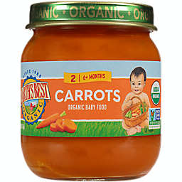 Earth's Best® 4 oz. Stage 2 Organic Baby Carrots Baby Food