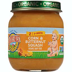 Earth's Best® 4 oz. Stage 2 Organic Corn & Butternut Squash Baby Food