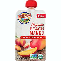 Earth's Best® Organic 4 oz. Peach Mango Baby Food Puree
