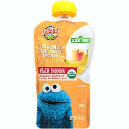 Earth's Best® Organic 4.2 oz. Sesame Street Peach Banana Fruit Yogurt Smoothie