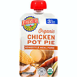 Earth's Best® Stage 3 Organic Chicken Pot Pie Homestyle Pouch