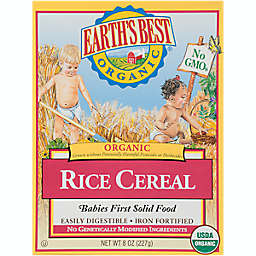 Earth's Best® Organic 8 oz. Whole Grain Rice Cereal