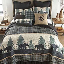 Donna Sharp® Bear Walk Plaid Quilt