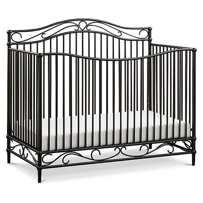 Alternate image 1 for Million Dollar Baby Classic Noelle 4-in-1 Convertible Crib