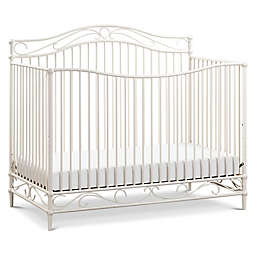 Million Dollar Baby Classic Noelle 4-in-1 Convertible Crib in Vintage White