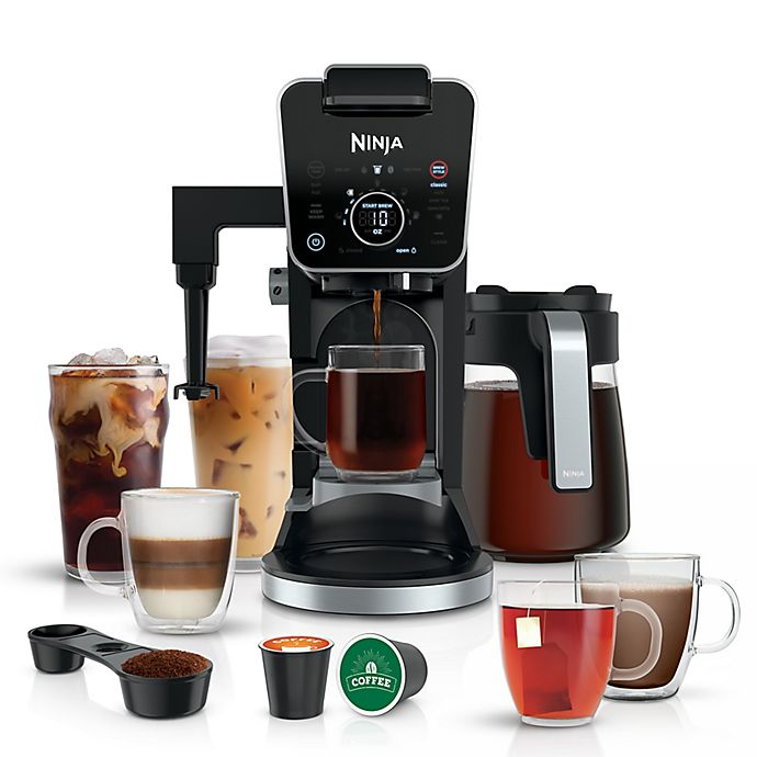 Alternate image 1 for Ninja® DualBrew Pro CFP301 Specialty Coffee System