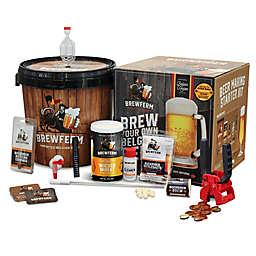 Brewferm® Buckriders Belgium Home Brewing Premium Deluxe Wicked Wheat Craft Beer Kit