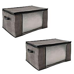 Simplify Blanket Storage Bags (Set of 2)