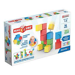 Geomag™ Magicube™ Magnetic Cube Set in Blue/Multi