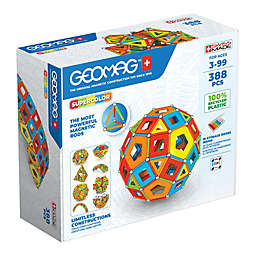 Geomag™ MASTERBOX 388-Piece Building Set
