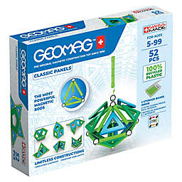 Geomag™ Classic Panels 35-Piece Magnetic Kit in Blue/Green