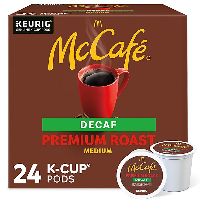 Alternate image 1 for McCafe® Keurig® K-Cup® Pods Coffee Collection