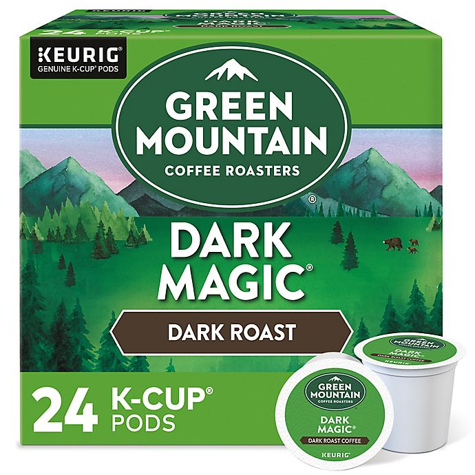 Alternate image 1 for Green Mountain Coffee® Dark Magic Keurig® K-Cup® Pods 24-Count