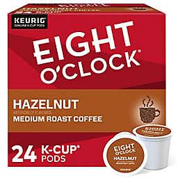 Eight O' Clock® Hazelnut Coffee Keurig® K-Cup® Pods 24-Count