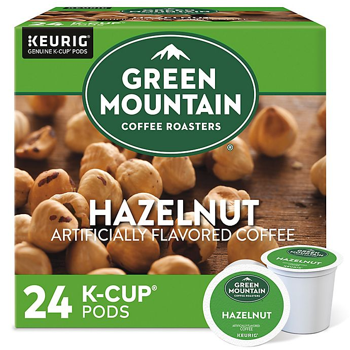 Alternate image 1 for Green Mountain Coffee® Hazelnut Keurig® K-Cup® Pods 24-Count