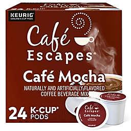 Café Escapes® Café Mocha Keurig® K-Cup® Pods 24-Count