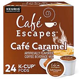 Café Escapes® Café Caramel Keurig® K-Cup® Pods 24-Count