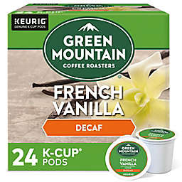 Green Mountain Coffee® French Vanilla Decaf Coffee Keurig® K-Cup® Pods 24-Count