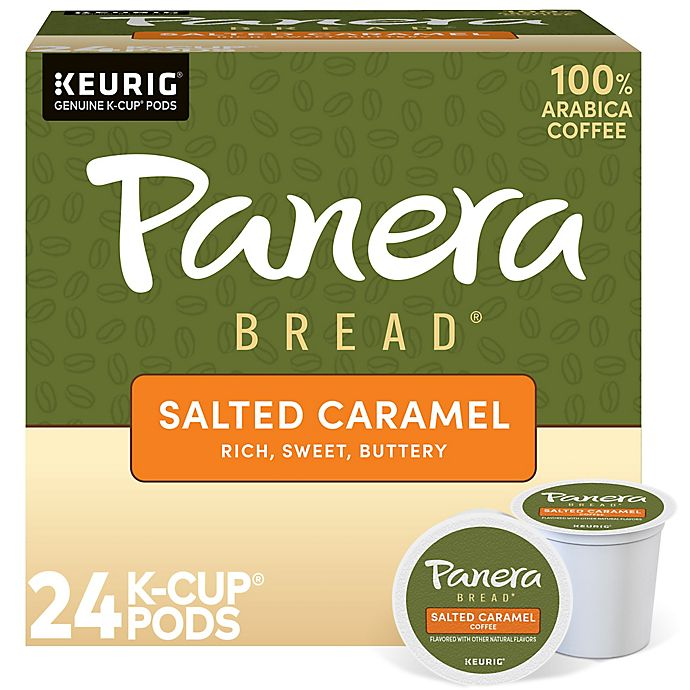 Alternate image 1 for Panera Bread® Salted Caramel Coffee Keurig® K-Cup® Pods 24-Count