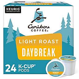 Caribou Coffee® Daybreak Morning Blend Keurig® K-Cup® Pods 24-Count