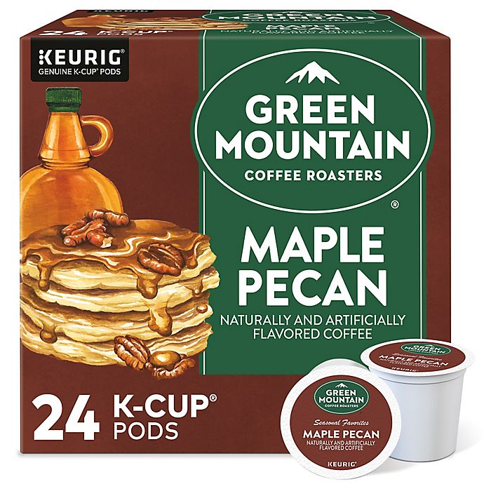 Alternate image 1 for Green Mountain Coffee® Maple Pecan Coffee Keurig® K-Cup® Pods 24-Count