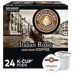 Barista Prima Coffeehouse® Italian Roast Coffee Keurig® K-Cup® Pods 24-Count