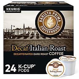 Barista Prima Coffeehouse® Decaf Italian Roast Coffee Keurig® K-Cup® Pods 24-Count
