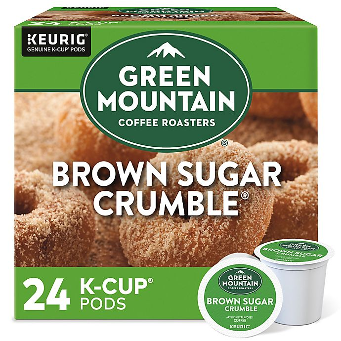 Alternate image 1 for Green Mountain Coffee® Brown Sugar Crumble Keurig® K-Cup® Pods 24-Count