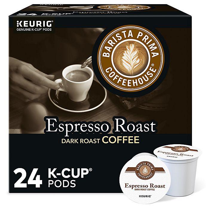 Alternate image 1 for Barista Prima® Espresso Keurig® K-Cup® Pods 24-Count