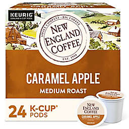 New England Coffee® Caramel Apple Coffee Keurig® K-Cup® Pods 24-Count
