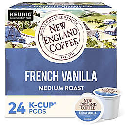 New England Coffee® French Vanilla Coffee Keurig® K-Cup® Pods 24-Count