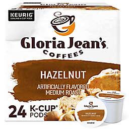 Gloria Jean's® Hazelnut Coffee Keurig® K-Cup® Pods 24-Count