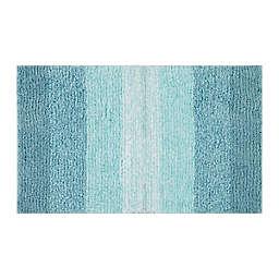 Fashion Ombre Stripe Bath Rug