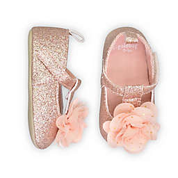 goldbug™ Plume T-Strap Dress Shoe in Gold