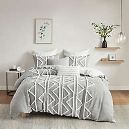 INK+IVY Hayes Chenille Cotton Comforter Set