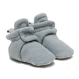 Ro+Me by Robeez® Size 6-12M Cozy Caleb Bootie in Grey