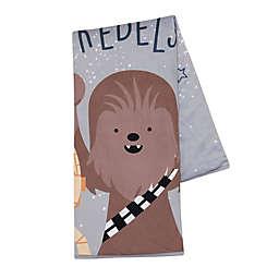 Lambs & Ivy® Star Wars Rebels Baby Blanket in Grey