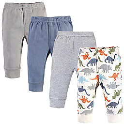 Touched by Nature® 4-Pack Dinosaurs Organic Cotton Pants