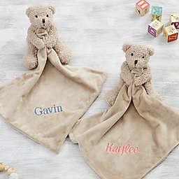Teddy Bear Baby Lovey<br />