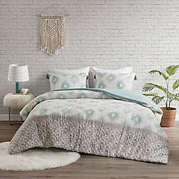 Madison Park® Lila Cotton Duvet Cover Set