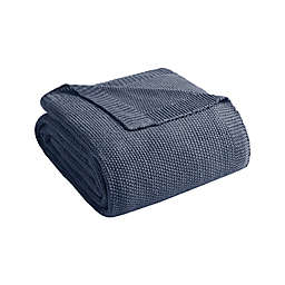 INK+IVY II Bree Knit Throw Blanket