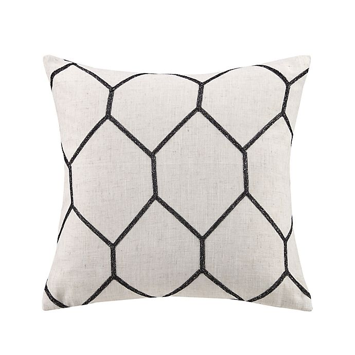 Alternate image 1 for Madison Park™ Brooklyn Square Throw Pillows (Set of 2)