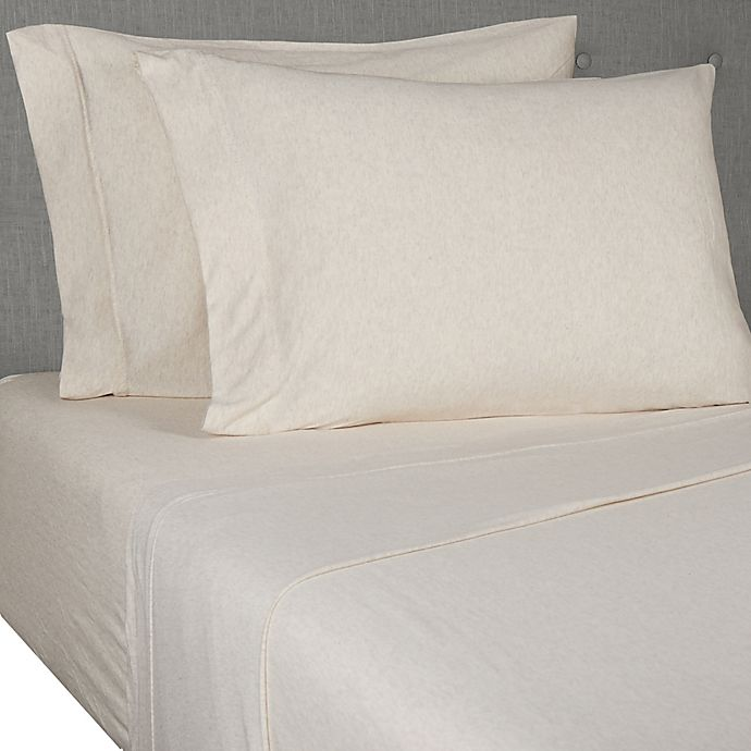 Alternate image 1 for Simply Essential™ Jersey Twin XL Sheet Set