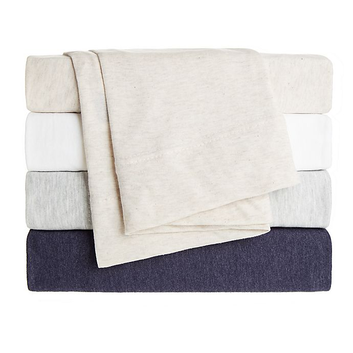 Alternate image 1 for Simply Essential™ Jersey Sheet Set