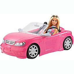 Mattel™ Barbie® 6-Piece Doll and Car Set