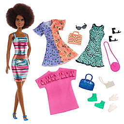 Mattel 18-Piece African American Barbie® Doll, Fashion, and Accessory Set