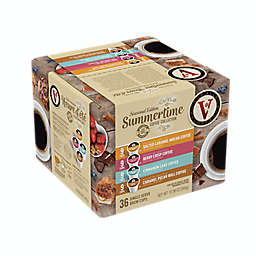 Victor Allen® Summertime Variety Pack Coffee Pods for Single Serve Coffee Makers 36-Count
