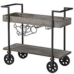FirsTime® Factory Row Bar Cart